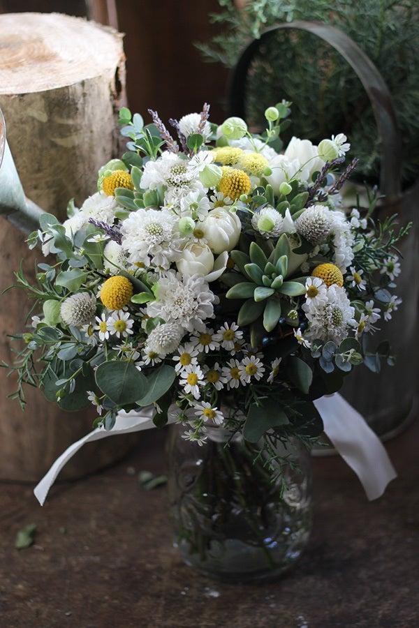 クラッチブーケ,ナチュラル,自然,野の花