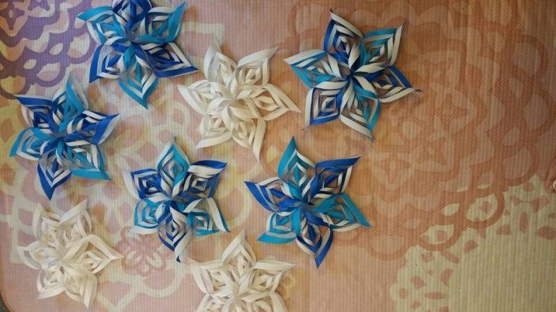 クリスマス 折り紙 クリスマス 飾り 折り紙 : ameblo.jp