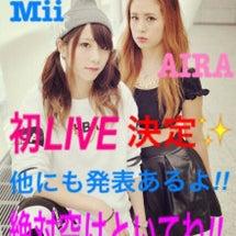#BRASH初ライブ…