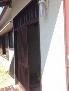 木建具玄関引戸