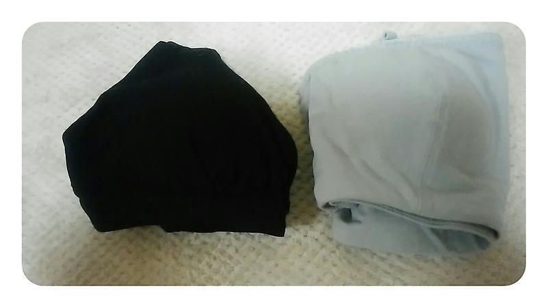 2010-02-03 ヨガ用下着は無印良品のSサイズショーツ