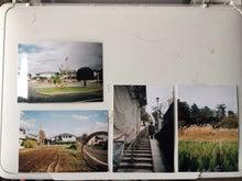 小金井でインスタントカメラで撮り歩いた写真の一部