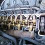 W210のオイル漏れ…