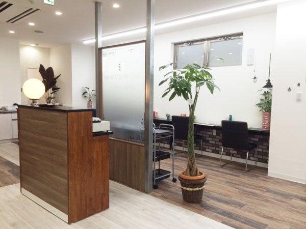 カラー専門美容室 カラーカフェ 町田店