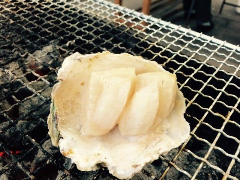 新門司 焼き喰い処 牡蠣小屋 ホタテ 貝柱