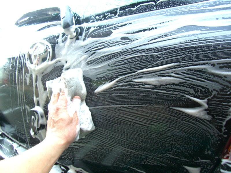 コーティング前の下地に最適なシャンプー洗車