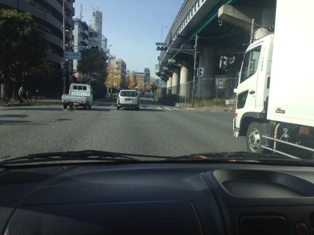 中環 桜の町にて ペーパードライバー教習