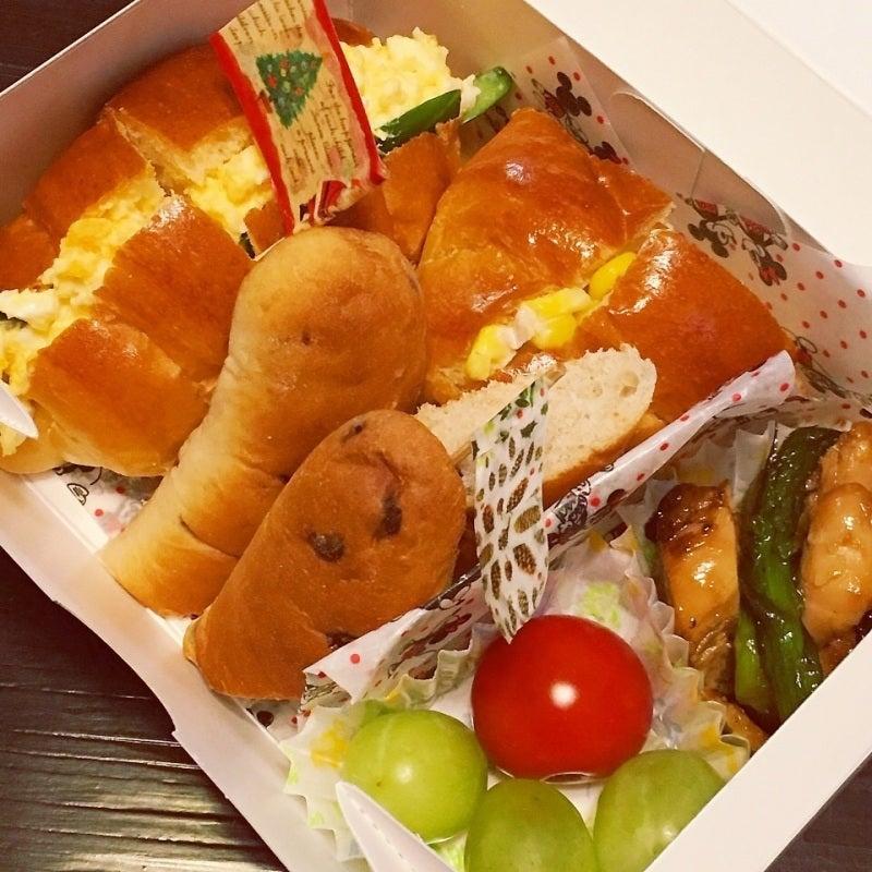 幼稚園お弁当 ★ ロールサンドのランチボックス