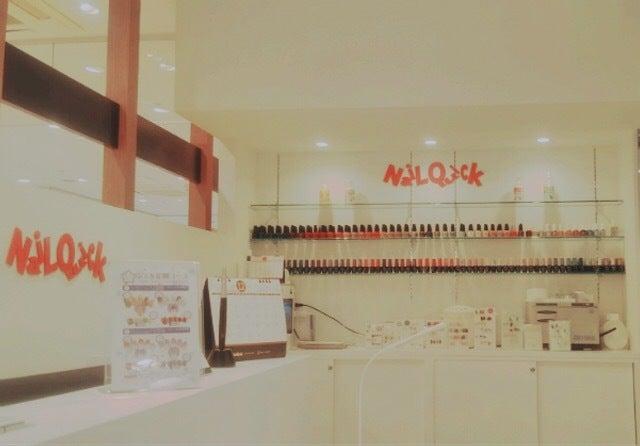 ネイルサロン「ネイルクイック」新横浜プリンスペペ店のホームページ