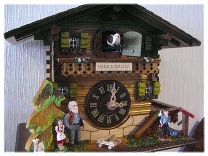 ドイツ鳩時計 ハイジ