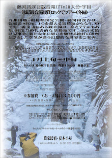 氷結滝ツアー2