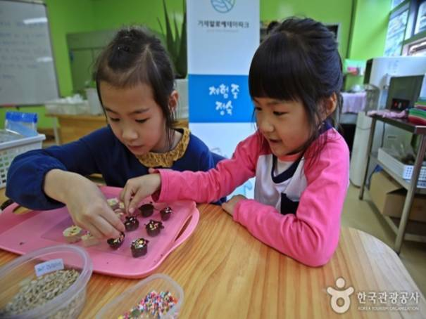 韓国旅行、巨済市、アロエ