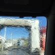 ラパン洗車