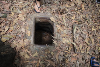 クチトンネル、ホーチミン