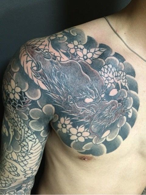 龍多し | 姫路 刺青 タトゥー 龍景のブログ