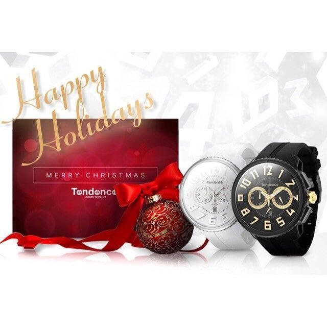 tendence 腕時計 メリークリスマス