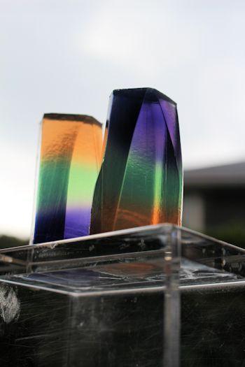 透明石けんを透明にする方法