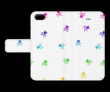 iphoneケース 白
