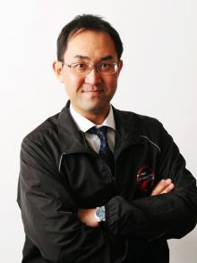 代表取締役のプロフィール写真撮影