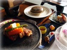 リゾート武蔵の里 料理