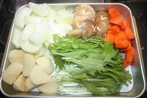 カレー野菜鍋5