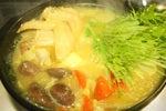 カレー野菜鍋