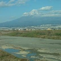 1年ぶりの富士山
