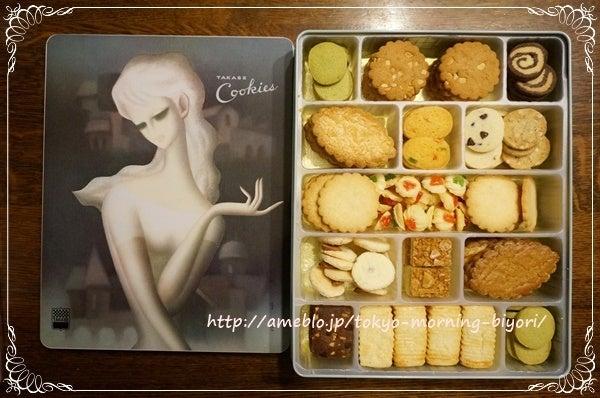 タカセ「クッキー缶」
