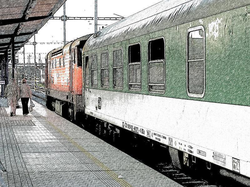 「関口知宏のヨーロッパ鉄道の旅」再放送です!|レールは ...