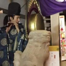 吉川八幡神社へ初詣 …