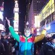 ニューヨークで年越し…