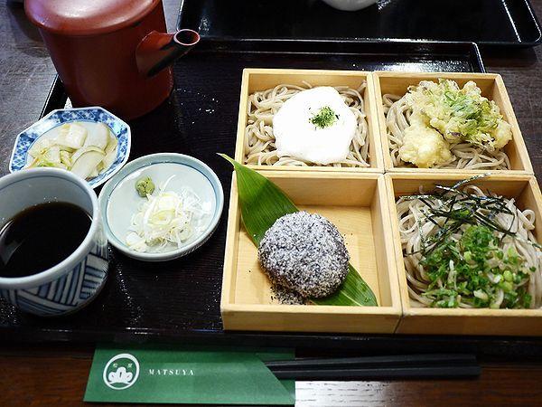 須坂 そば 松屋