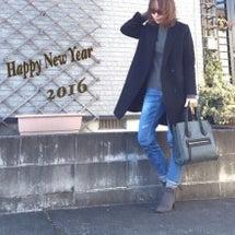 2016年初ブログ♪…