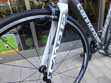 CANNONDALE 2016 ROADBIKE CAAD12 105 FRAME SET ORG COLOR FRONT FORK キャノンデール ロードバイク 試乗車 フレームセット オレンジ カラー フロントフォーク