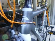 CANNONDALE 2016 ROADBIKE CAAD12 105 FRAME SET ORG COLOR HEAD TUBE キャノンデール ロードバイク 試乗車 フレームセット オレンジ カラー ヘッドチューブ