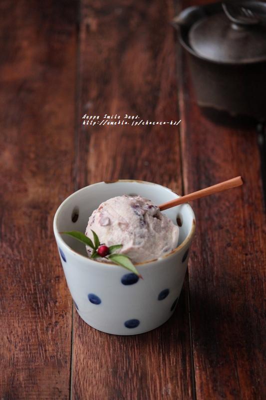 小豆アイス。