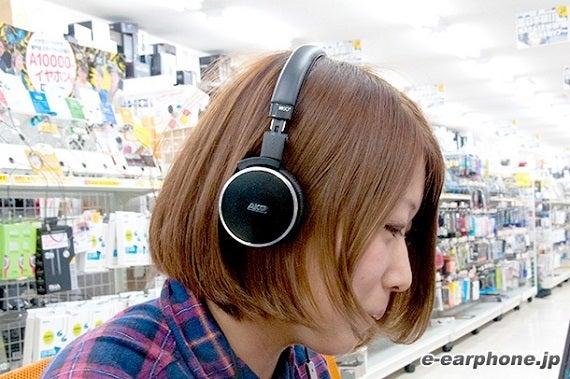AKG店頭試聴会レポート!