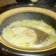 寒ブリと長ネギの炊き…