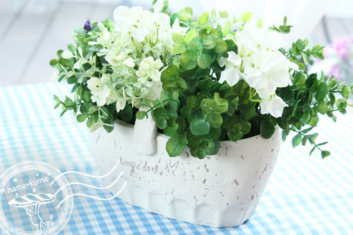 vitaの造花