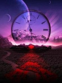 時間の神秘