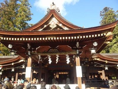 2016初詣 多賀大社