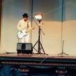 京都のギターとカホン…