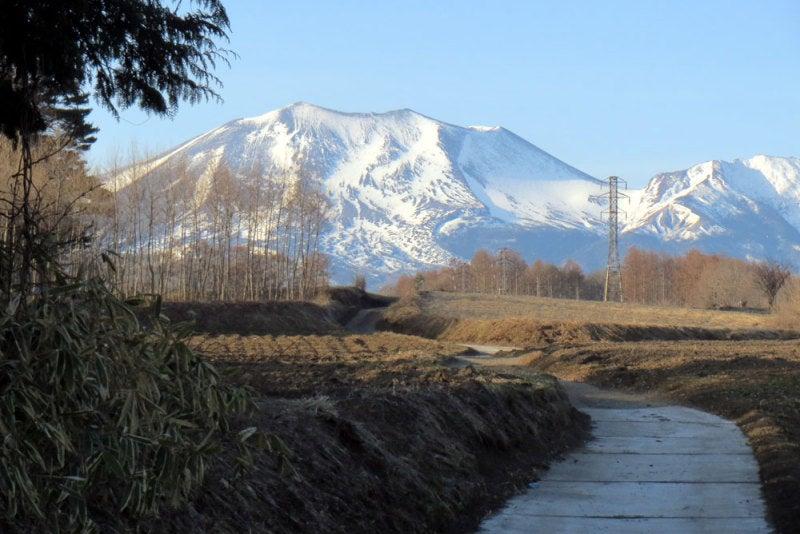 鎌原城⑥浅間山