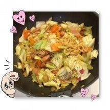 お昼ご飯☆〜(ゝ。∂…