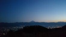 甲府から富士