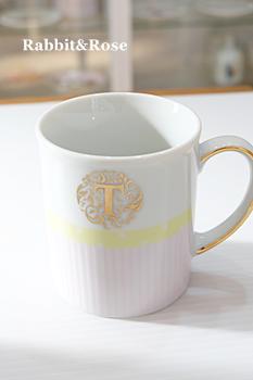 恋愛運女子力アップ・ポーセラーツマグカップ