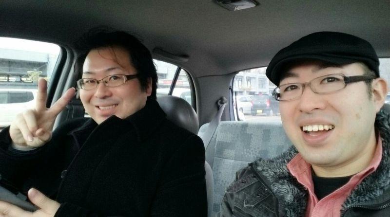 とある休日の平田兄弟