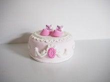 ベビーシューズケーキ