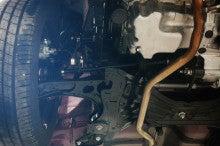 右側エンジン
