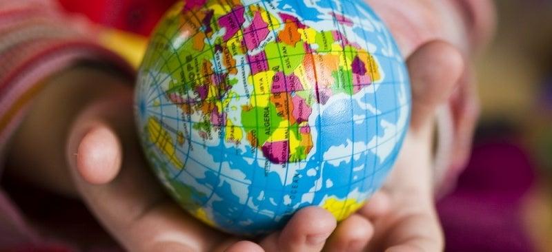 世界一周夫婦プロデュース 地球ダイアリー